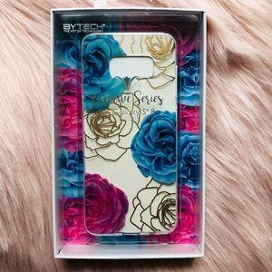 SAMSUNG Galaxy S 8 rose phone case